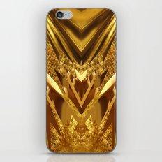 DRAGON'S GOLD iPhone & iPod Skin