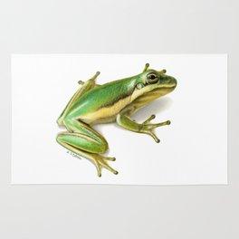 Tree Frog Rug