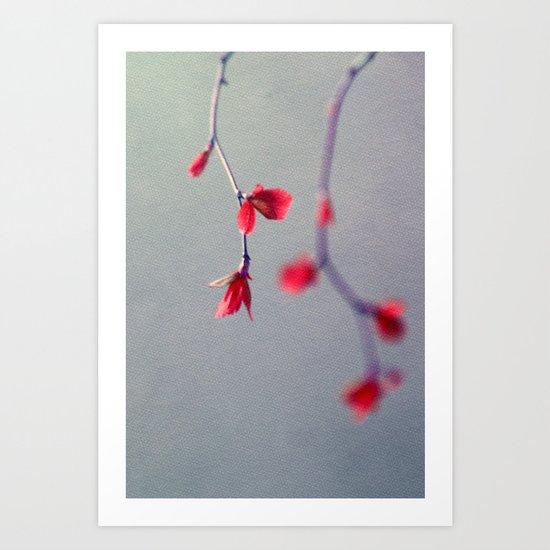 liaison Art Print