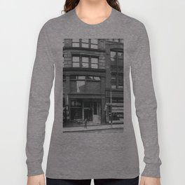 #185-#179 Summer Street Long Sleeve T-shirt
