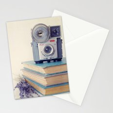 Vintage and Volumes Stationery Cards