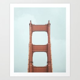 San Francisco CA Art Print