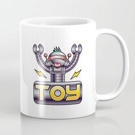 eletric robot toy Coffee Mug