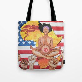 seeds of the uprising Tote Bag