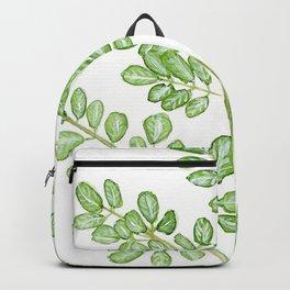 Moringa Watercolor Backpack