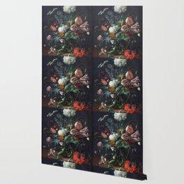 Botanical still life Wallpaper