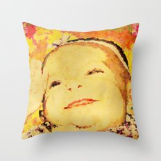 Oh Please! - 032 Throw Pillow