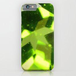 Peridot iPhone Case