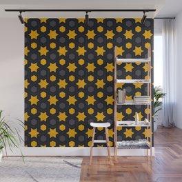 Gold luxury pattern  Wall Mural