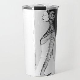 Swordgirl  Travel Mug