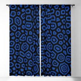 Experimental pattern 30 Blackout Curtain