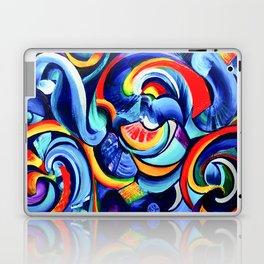 Hurricanes of the Mind Laptop & iPad Skin