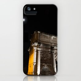 Arches iPhone Case