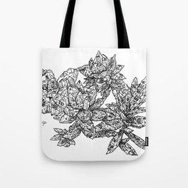 Garden of Danger Tote Bag