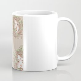 Peppermint Girl Coffee Mug