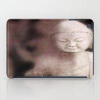 buddah iPad Cases featuring Buddah 1 by Linda K. Photography & Design
