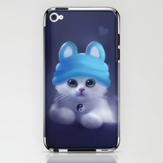 Yang The Cat iPhone & iPod Skin