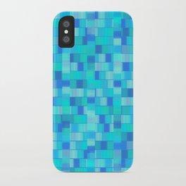 Ocean Maze Design iPhone Case