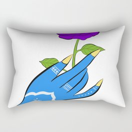 Henna3 Rectangular Pillow