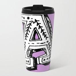 A is for... Metal Travel Mug