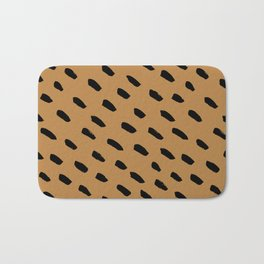 Animal Pattern Bath Mat