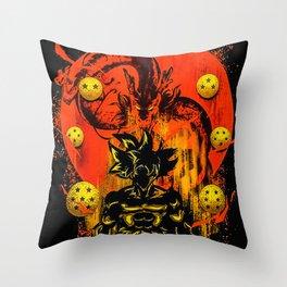DBZ Throw Pillow