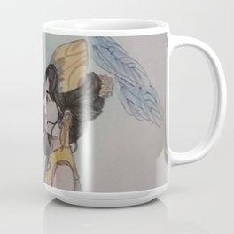 The bird breeder - L'oiselière Coffee Mug