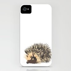 Little Hedgehog iPhone (4, 4s) Slim Case
