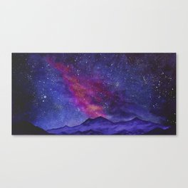 We Are The Infinite, Cosmic Series Canvas Print