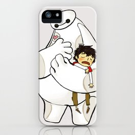Hero's Long Day iPhone Case