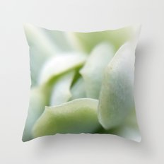 It's a good day Throw Pillow