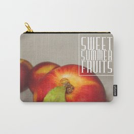 Sweet summer fruits (Nectarines) Carry-All Pouch