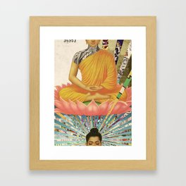 Buda Framed Art Print