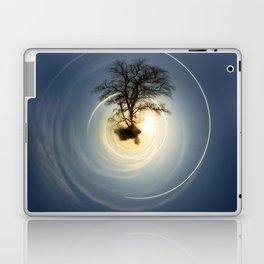 Tiny Planet 5 - The Last Lampost Laptop & iPad Skin