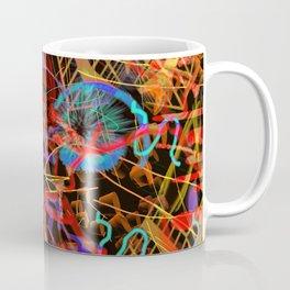 Whiffing Fire (Heat) Coffee Mug