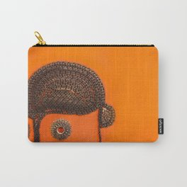 002: Clockwork Orange - 100 Hoopties Carry-All Pouch
