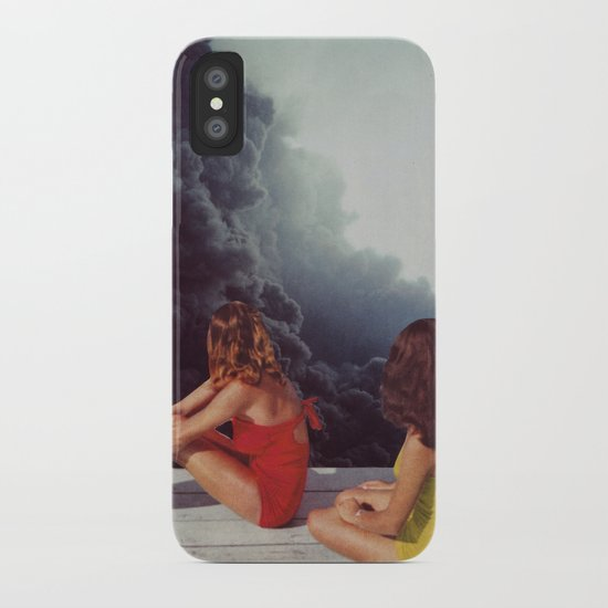 SUNBATHING iPhone Case