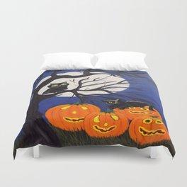 Halloween-3 Duvet Cover