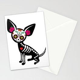 Chihuahua Muerta Stationery Cards