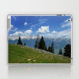 spring mountain Laptop & iPad Skin