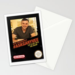 Ask Gary Vee Show - NES Stationery Cards