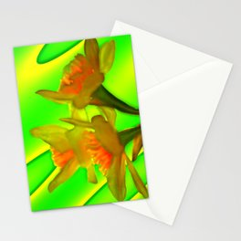 Inner glowing of springtime ... Stationery Cards