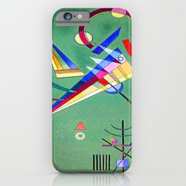 Wassily Kandinsky Free iPhone Case