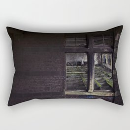 Grands Moulins de Paris (III) Rectangular Pillow