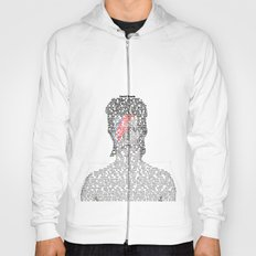 David Bowie Encyclopedia Hoody