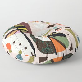Eternal Sunshine Floor Pillow