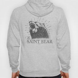 The Saint Bear Hoody