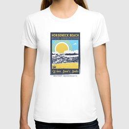 Horseneck Beach T-shirt