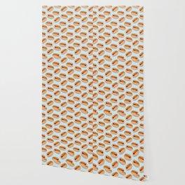 Hot dog time Wallpaper