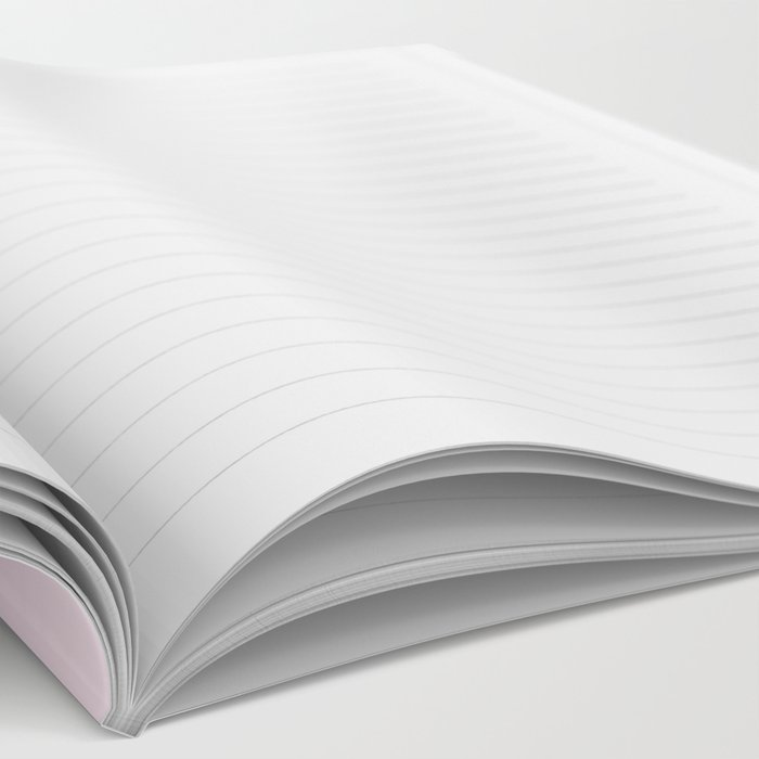 Llama Pink Notebook